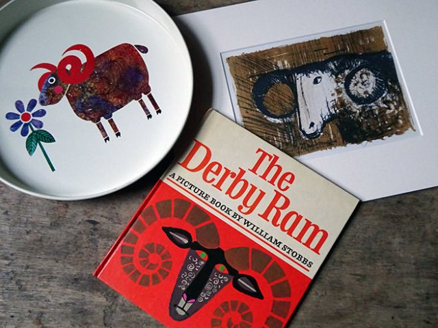 Vintage ram collection | H is for Home
