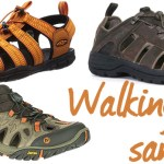 Price Points: Walking sandals