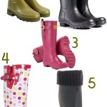 Gimee Five! Wellies