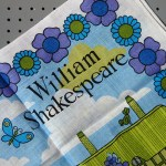 William Shakespeare anniversary