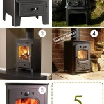 Gimme Five! Woodburning stoves