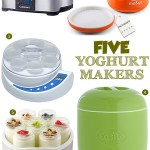 Gimme Five: Yoghurt makers
