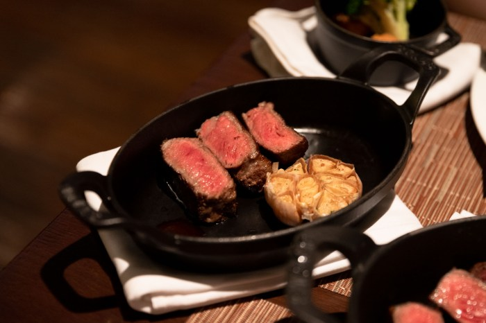 新竹美食| A CUT 國賓牛排 為什麼是 A CUT ?