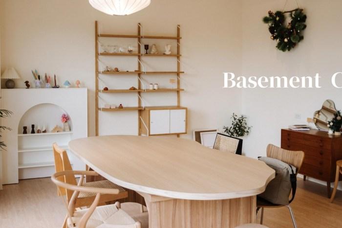 新竹美食|Basement Cafe 來韓系咖啡廳當一日韓國小姐姐。