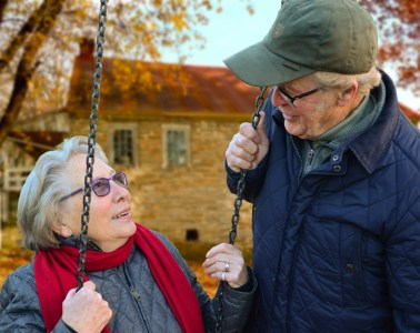 The Joy and Challenge of Ageing
