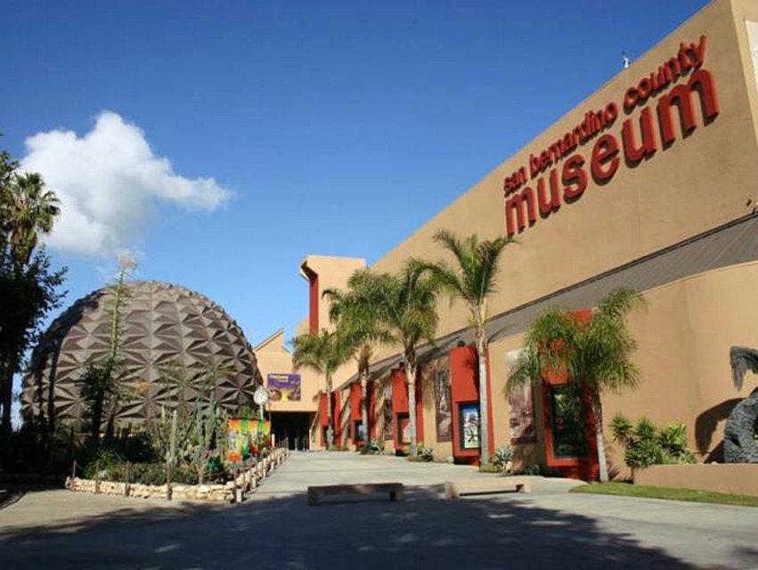 San Bernardino County Natural History Museum