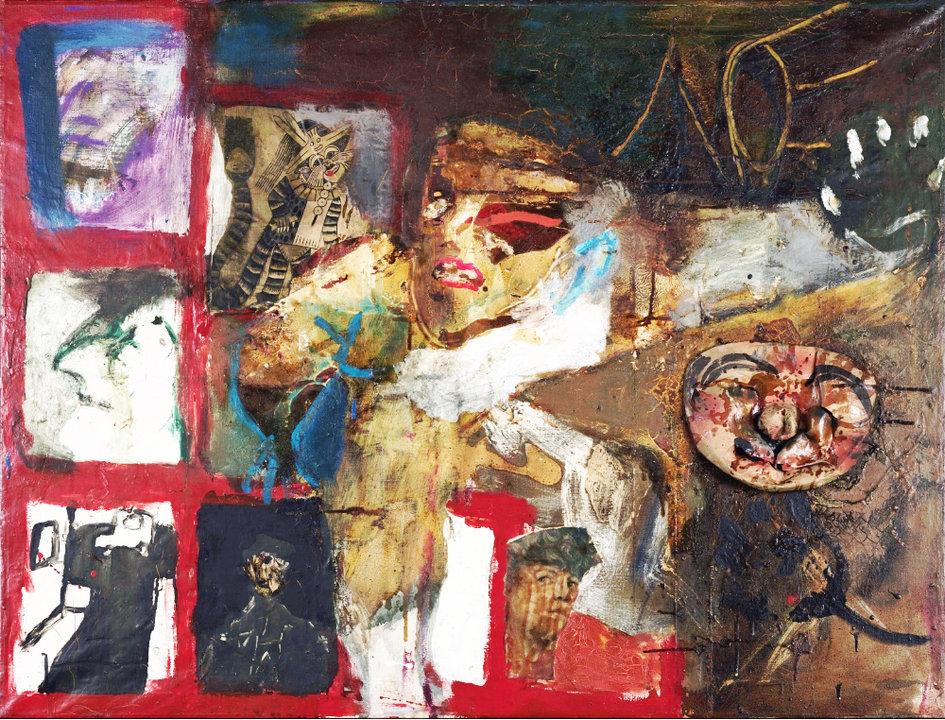 Resultado de imagen para Muestra Historia de dos mundos,obras de Francis Bacon y Luis Felipe Noé