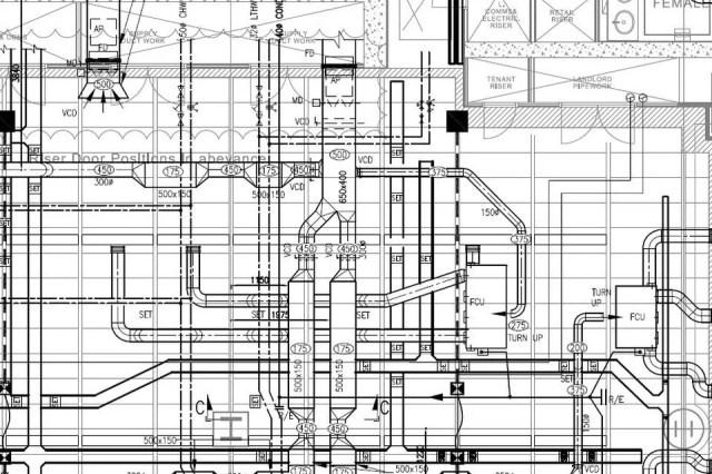 Mechanische Systemzeichnung – HiSoUR Kunst Kultur Ausstellung