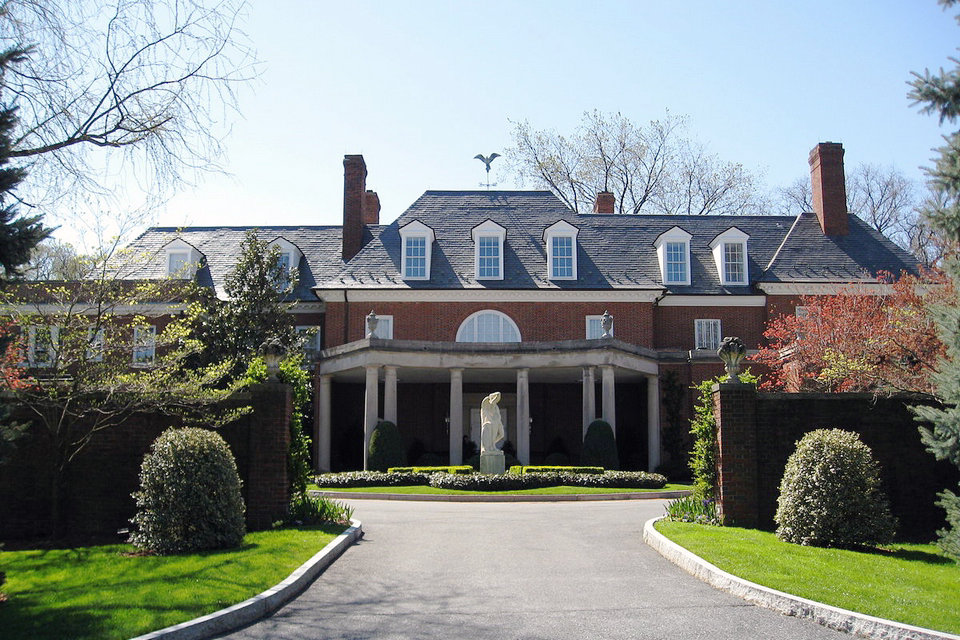 Hillwood Estate Museum Gardens Washington United States Hisour Hi So You Are
