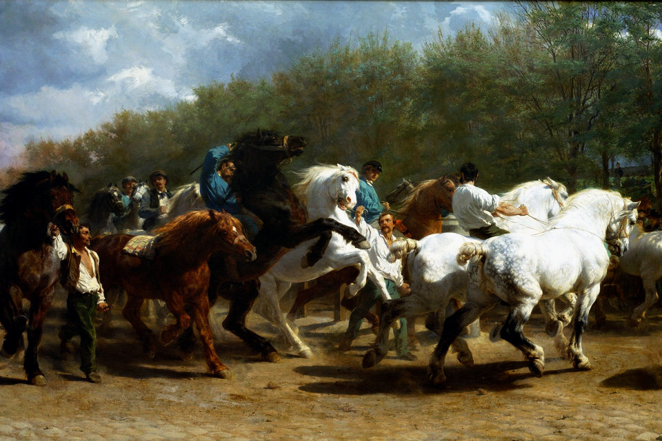 Pferde in der Kunst – HiSoUR Kunst Kultur Ausstellung
