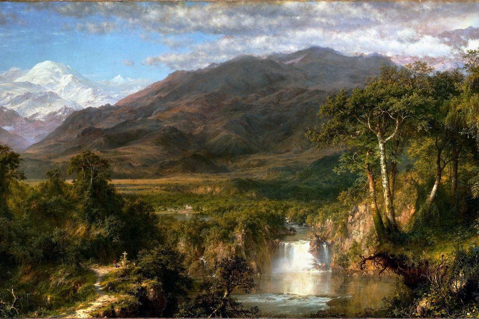 Landschaftsmalerei renaissance  Landschaftsmalerei – HiSoUR Kunst Kultur Ausstellung