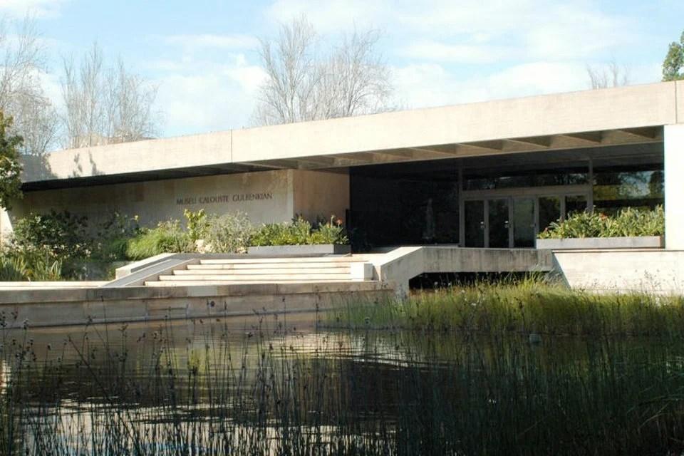 Mus e calouste gulbenkian lisbonne portugal hisour art for Architecture lisbonne