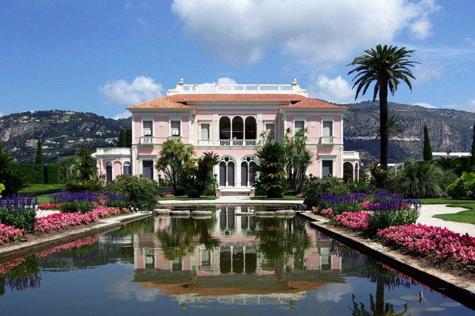 Villa Ephrussi De Rothschild, Saint Jean Cap Ferrat, Frankreich