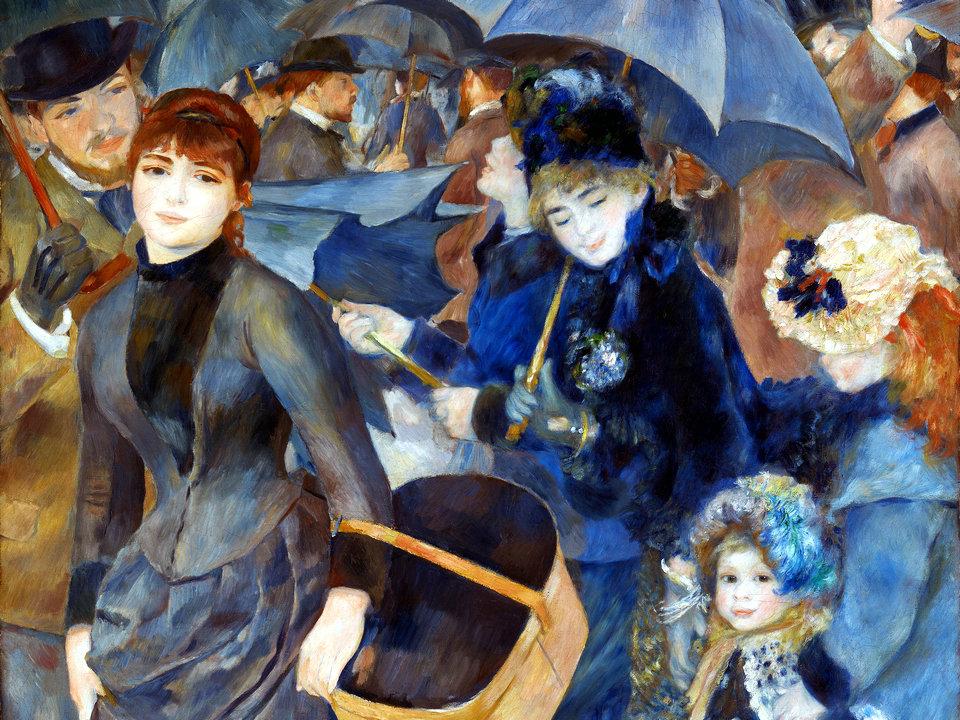 Blaue Farbe in Kultur – HiSoUR Kunst Kultur Ausstellung
