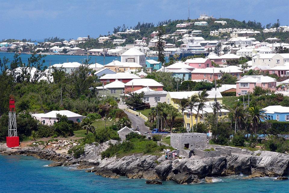 Architektur von Bermuda – HiSoUR Kunst Kultur Ausstellung