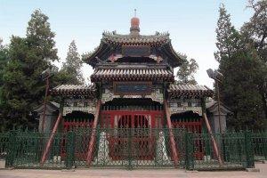 Исламская архитектура в Китае