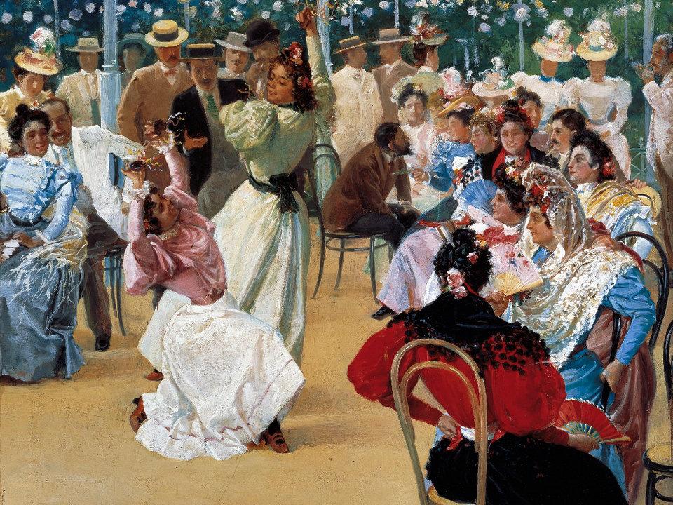 Späte viktorianische Mode der Frauen 1890er Jahre – HiSoUR Kunst ...