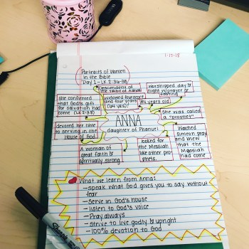 take note creative ideas for note taking in and out of your bible