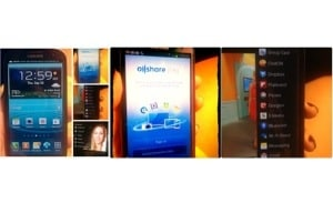 El teléfono móvil Samsung Galaxy III s te organiza y divierte
