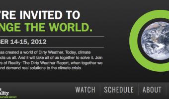 Calentamiento global, cambio climático y qué podemos hacer