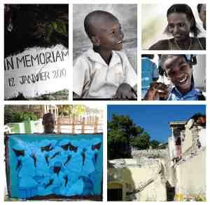 Fotos de Haití de Jeannette Kaplun