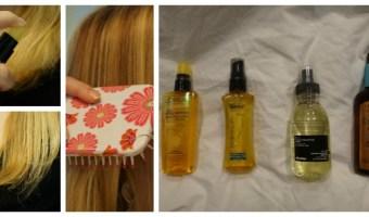 Aceites para el pelo: excelentes aliados para un cabello suave y con brillo