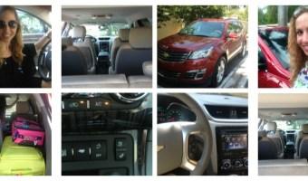 Chevrolet Traverse: Una buena opción para familias grandes