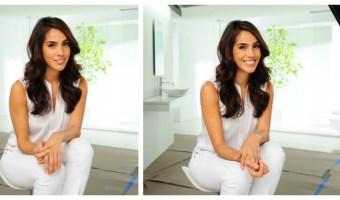 Descubre la rutina de belleza de Sandra Echeverría