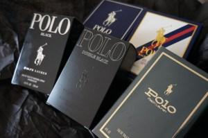 Fragancias Polo Ralph Lauren para hombres y papá