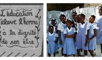 La educación sigue siendo la mejor herencia