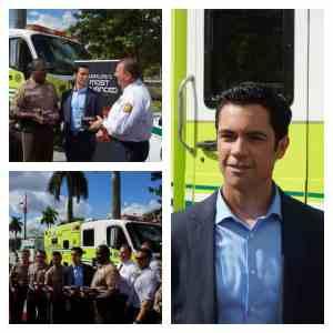 Danny Pino y héroes de Miami
