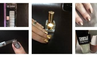 5 ideas fáciles para lucir tus uñas en las fiestas