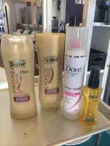 Productos para que tu cabello quede brillante en las fiestas