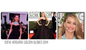 7 secretos de belleza de Sofía Vergara en los Globos de Oro