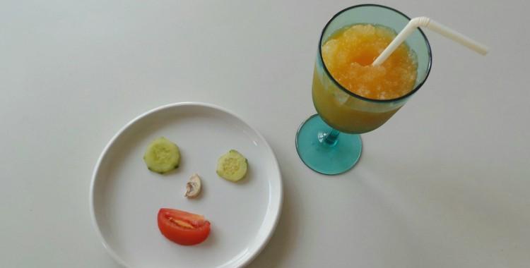 Ideas para que tu hijo coma frutas y vegetales