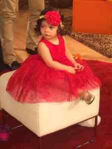 Moda infantil formal