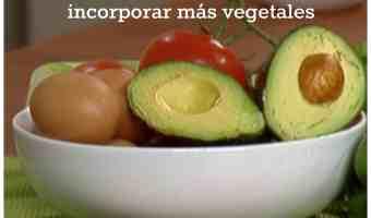 Consejos para incorporar vegetales y frutas a tu dieta