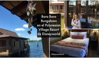 Bungalows en Walt disney world