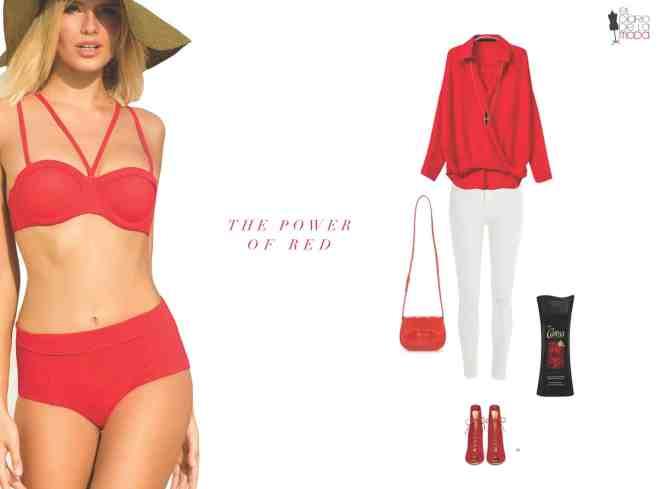 Trend Report SS15 El poder del rojo