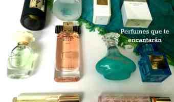 10 perfumes ideales para la primavera (y para regalar a mamá)