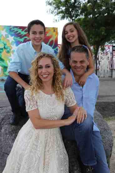 Jeannette Family