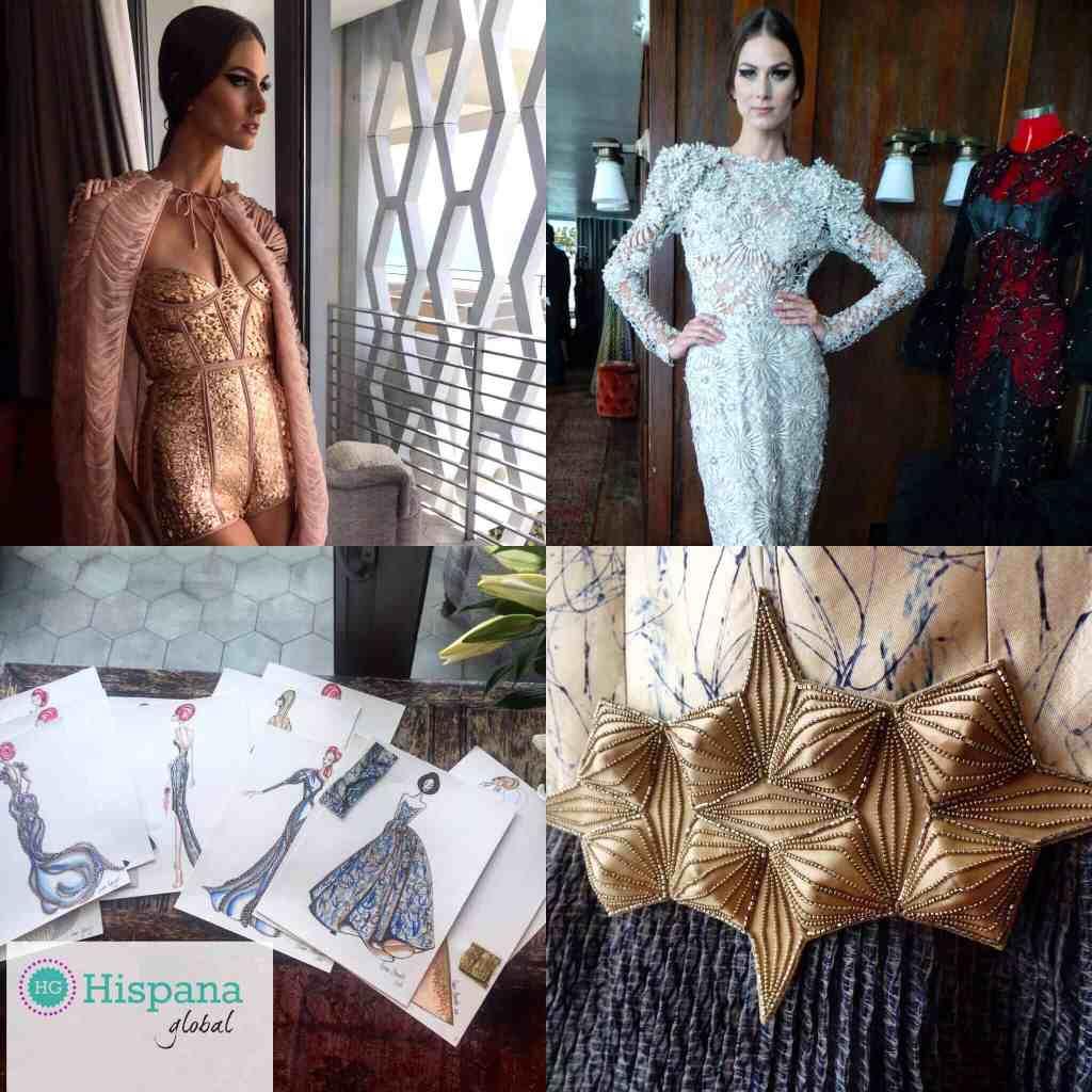 Evento de moda de Oscar Carvallo