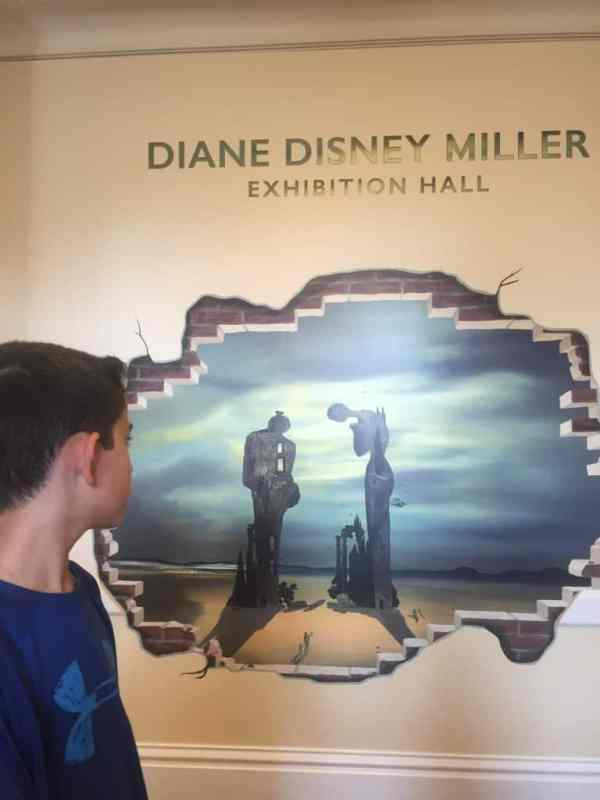 Disney Dali exhibit