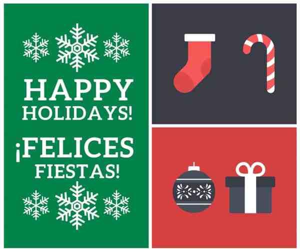 Tarjetas de Navidad que puedes imprimir gratis