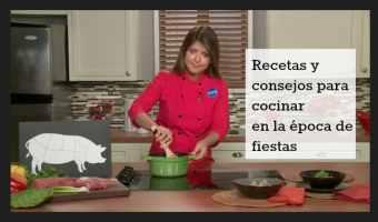 Consejos y recetas de la chef Doreen Colondres