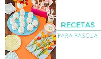 Recetas saludables y divertidas para Pascua