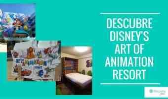 Conoce el hotel Disney's Art of Animation en Walt Disney World