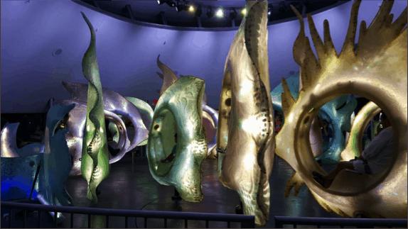 seaglass carousel en nueva york