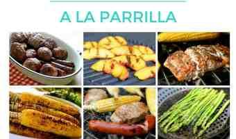 10 alimentos deliciosos que puedes cocinar en la parrilla
