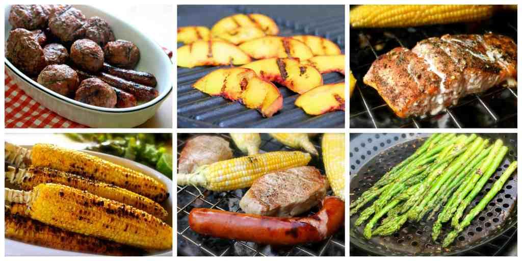 10 alimentos deliciosos que puedes cocinar en la parrilla for Comidas rapidas sin cocinar